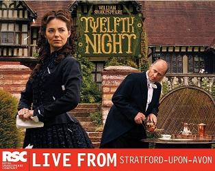 RSC Encore:Twelfth Night