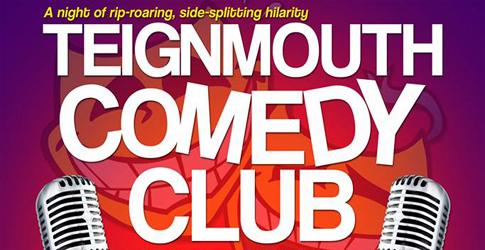 Teignmouth Comedy Club January 2019