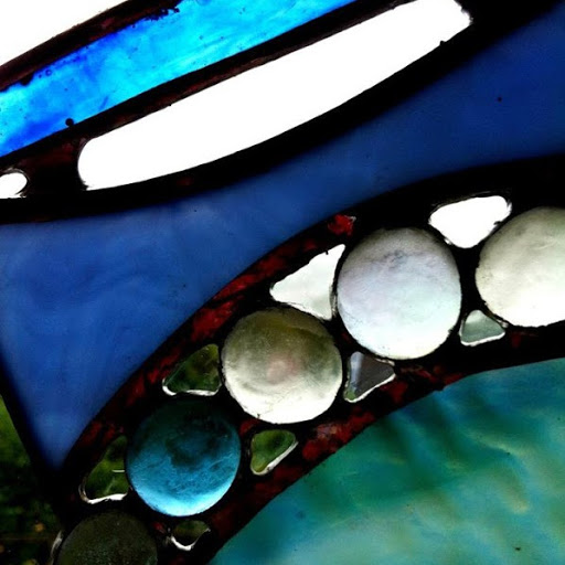 Stained Glass - Sea 2018