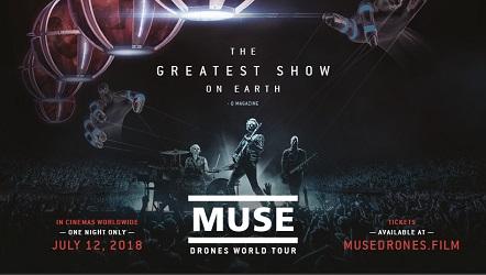Encore- Muse:Drones World Tour