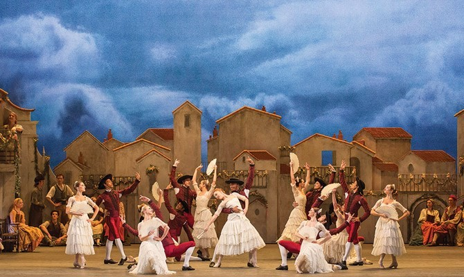 ROH Encore: Don Quixote