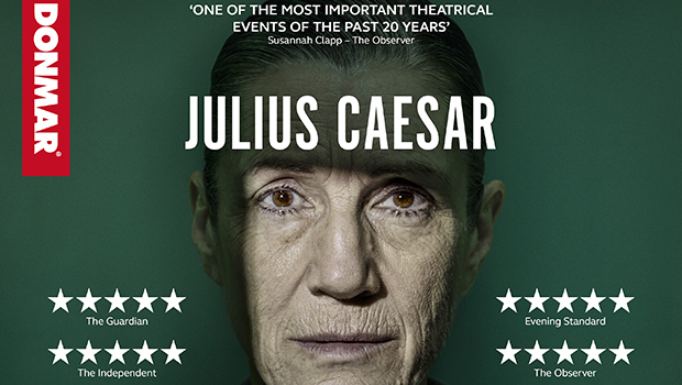 The Donmar presents: Julius Caesar