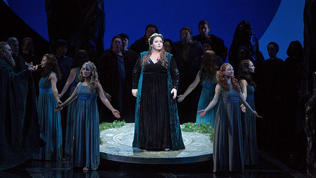 The Met Live in HD: Semiramide