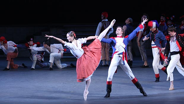Bolshoi: The Flames of Paris