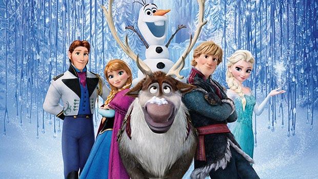 Frozen + Olaf's Frozen Adventure