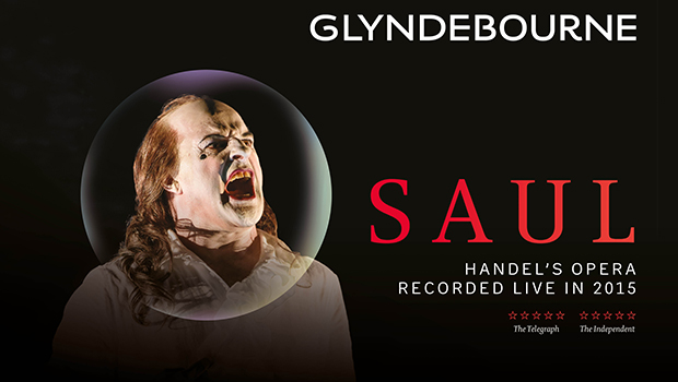 Glyndebourne: Saul - Recorded (2015)