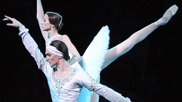Bolshoi: La Bayadère