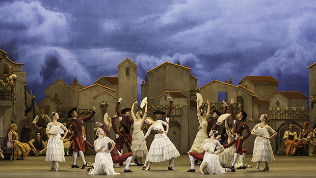 Royal Opera House: Don Quixote