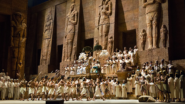 The Met Opera Live in HD: Aida
