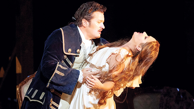 The Met Opera Live in HD: Adriana Lecouvreur