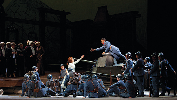 The Met Opera Live in HD: La Fille du Régiment