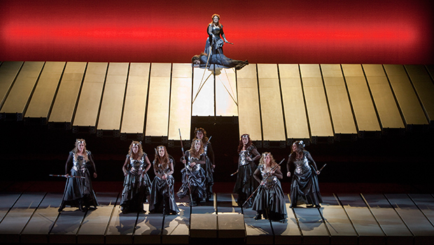 The Met Opera Live in HD: Die Walküre