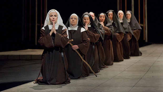 The Met Opera Live in HD: Dialogues des Carmélites