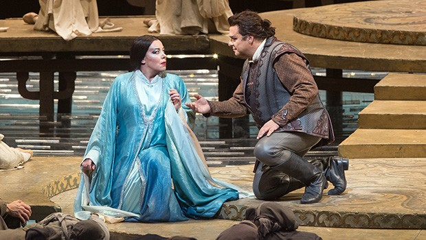 The Met Live in HD Summer Encore: Turandot