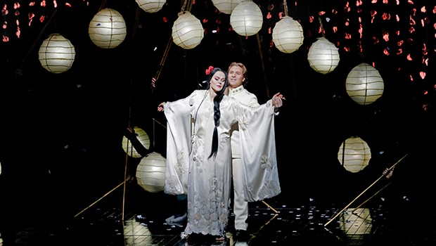 The Met Live in HD Summer Encore - Madama Butterfly