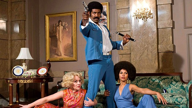 Black Dynamite on 35mm