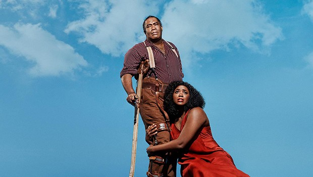 Met Opera: Porgy and Bess