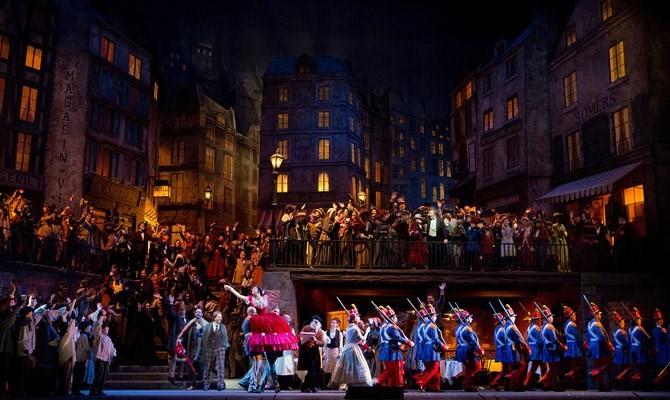 Met Summer Encore: La Boheme