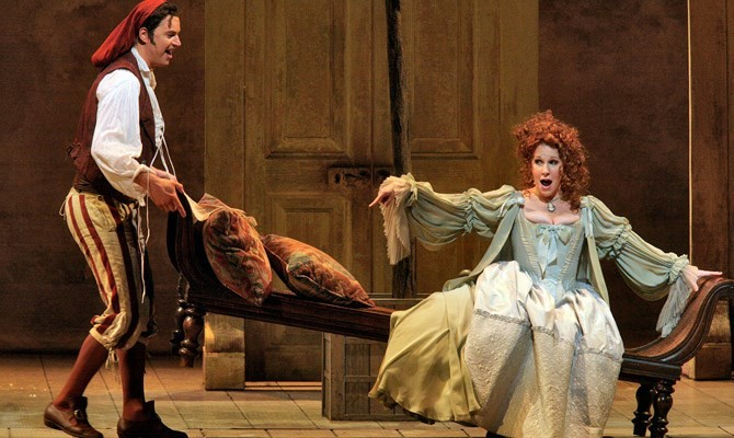 Met Summer Encore: The Barber of Seville