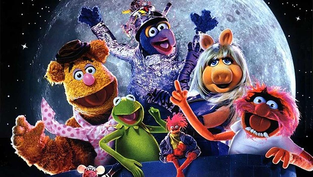 Muppets from Space!
