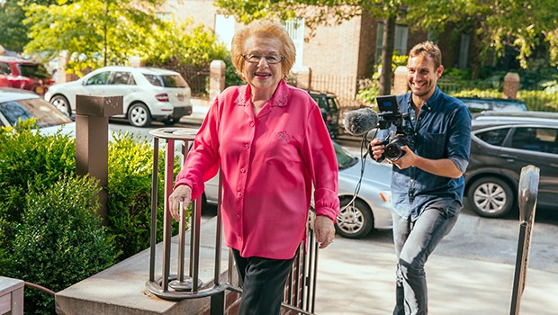 UK Jewish Film: Ask Dr. Ruth