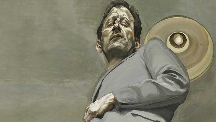 EOS: Lucian Freud - A Self Portrait