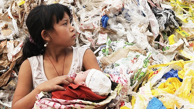 Earth in Crisis: Plastic China + Q&A