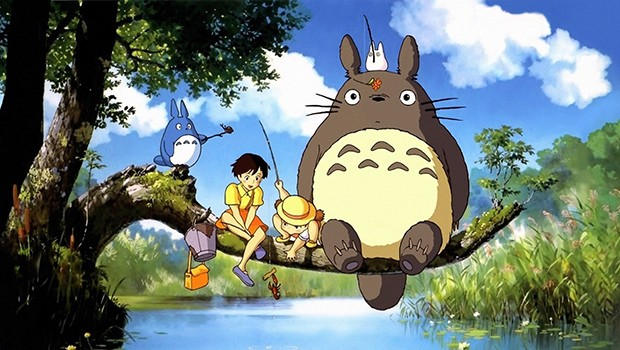 My Neighbour Totoro.