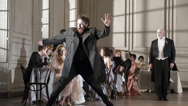 Met Opera Live: Hamlet