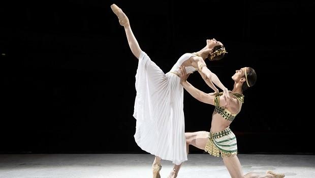 Bolshoi Ballet Live: The Pharaoh's Daughter