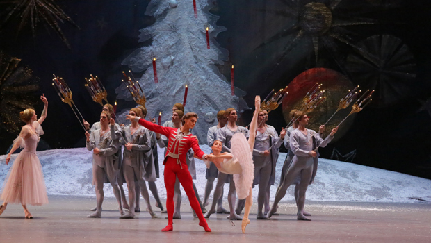 Bolshoi: The Nutcracker (2014)