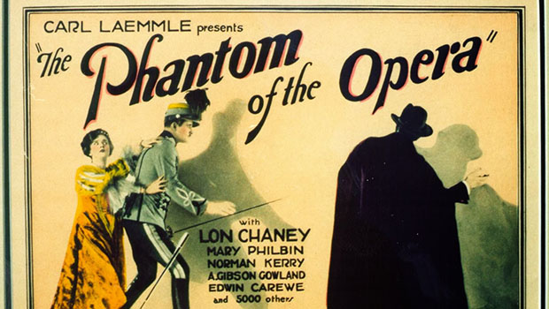 Phantom of the Opera with live score from MINIMA