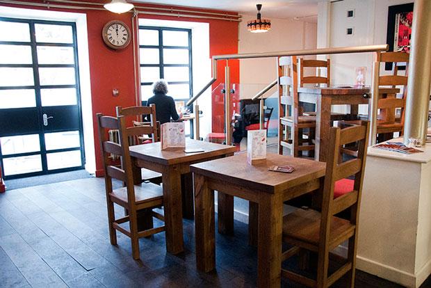 About our café