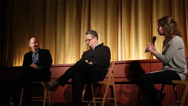 Philippe Sands, David Evans My Nazi Legacy Q&A