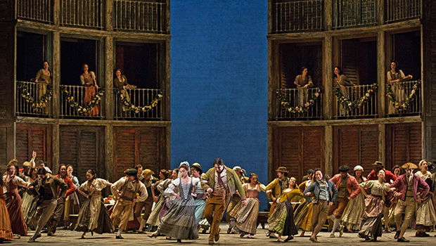 The Met Live in HD: Don Giovanni