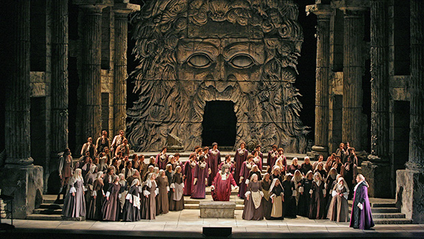 The Met Live in HD: Idomeneo