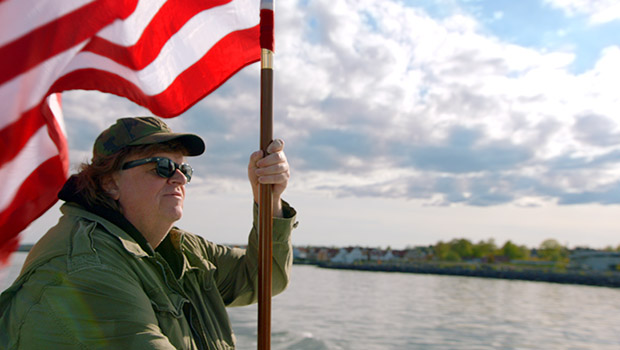 Where to Invade Next + Live Satellite Q&A with Michael Moore