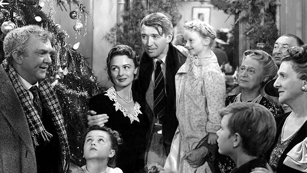 It's a Wonderful Life + Festive Fundraiser