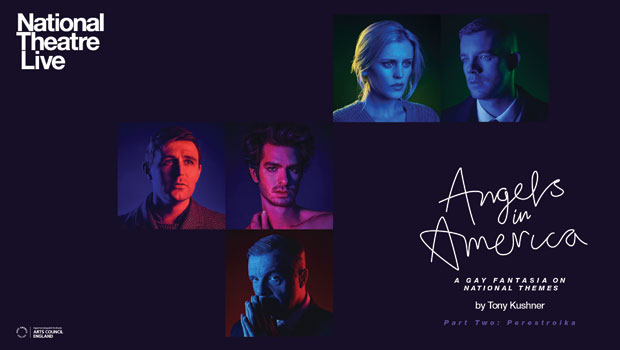 NT Live: Angels in America - Part Two: Perestroika
