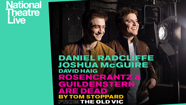 NT Live: Rosencrantz & Guildenstern Are Dead