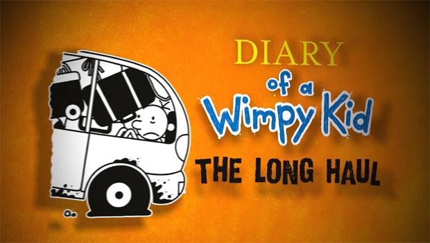 Diary of Wimpy Kid: Long Haul