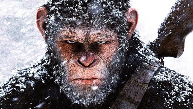 War for the Planet of the Apes: 3D