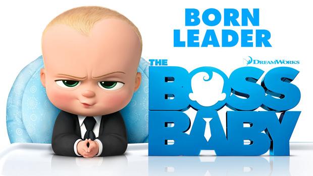 Cineminis: The Boss Baby