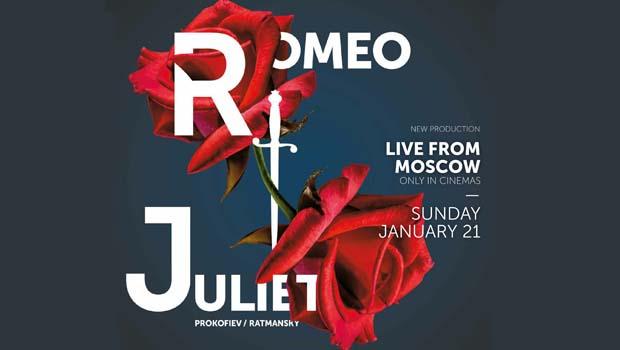 Bolshoi Ballet: Romeo and Juliet (Live)