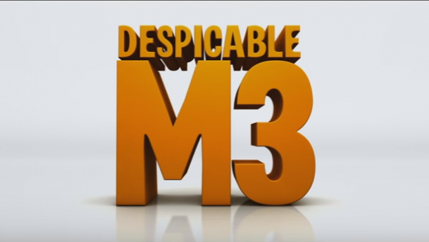 Cineminis: Despicable Me 3