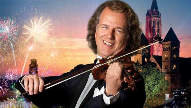 Andre Rieu: Amore My Tribute to Love 2018