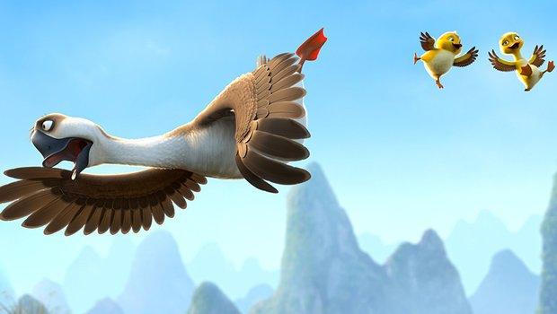 Cinemini: Duck Duck Goose