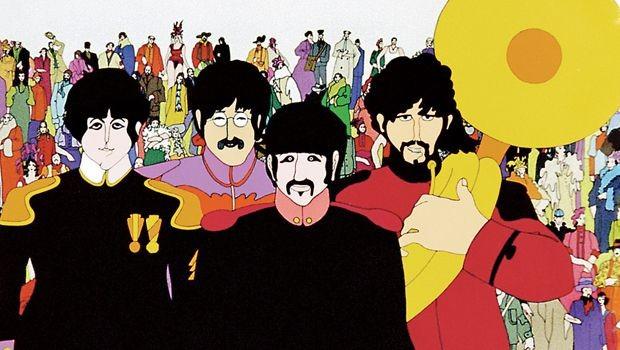 Beatles Yellow Submarine 50th Anniversary