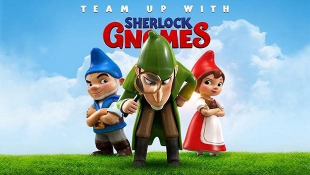 Cinemini: Sherlock Gnomes