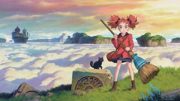 Cinemini: Mary and the Witch's Flower